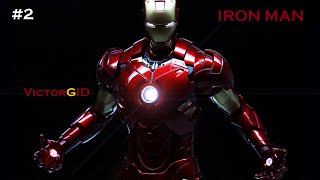 Iron Man GAME - Прохождение: Часть 2 - MARK II