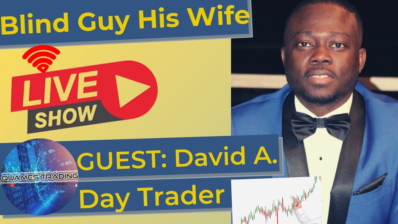 Financial Friday's: Tips on Entering the Stock Market to Day Trade with David of Quames Trading