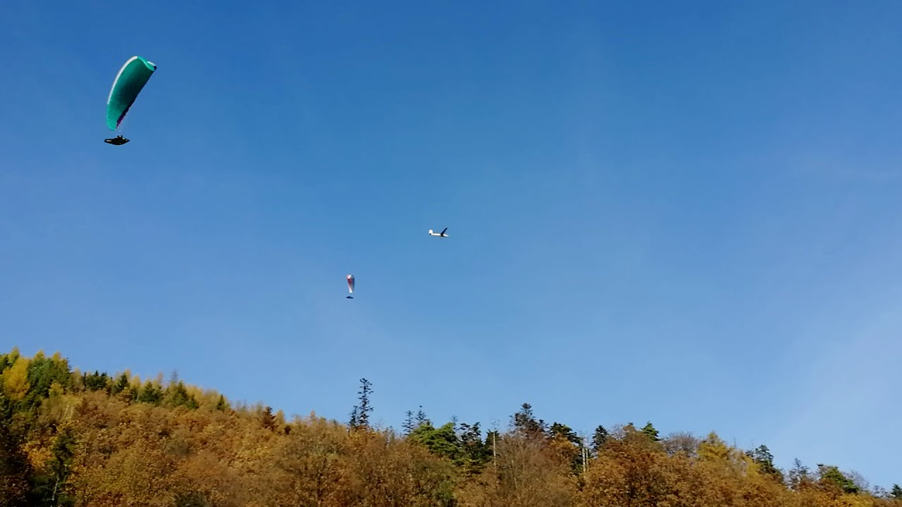 Paragliding Hrabůvka