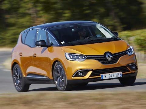 Nouveau Renault Scénic : 1er contact en vidéo