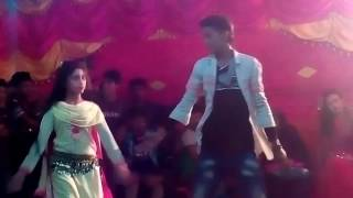 Village funny concert dance