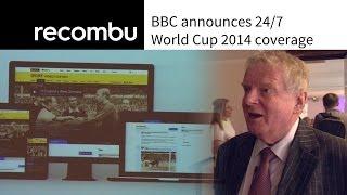 Brazil 2014 FIFA World Cup BBC Sport online: John Motson approves