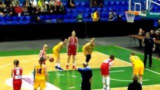 Україна — Сербія 78:75