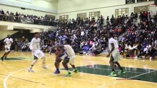 Danny Lewis vs Chuma Okeke - Langston Hughes vs Westlake 2015