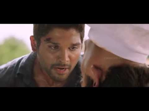 Allu Arjun's best Fight and Action Sequence - Race Gurram Movie Scenes