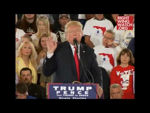 RWW News: Trump: ISIS Will 'Take Over This Country' If Hillary Clinton Wins