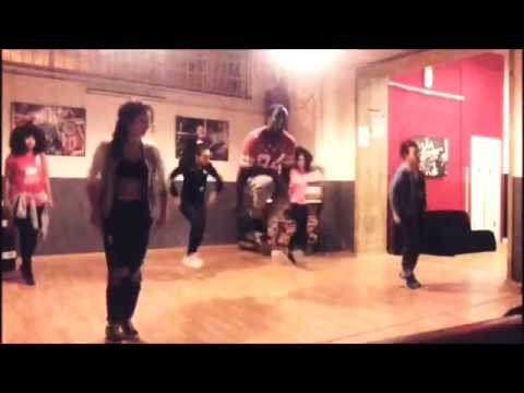 Dance-workshop Ever By Chrisby L'Africano