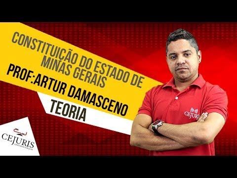 Constituição do Estado de Minas Gerais - TJ-MG
