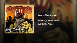 War Is The Answer