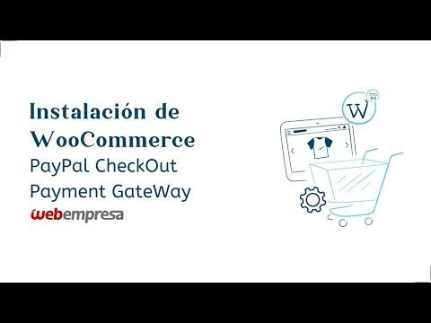 Plugin WooCommerce PayPal CheckOut Payment GateWay thumbnail