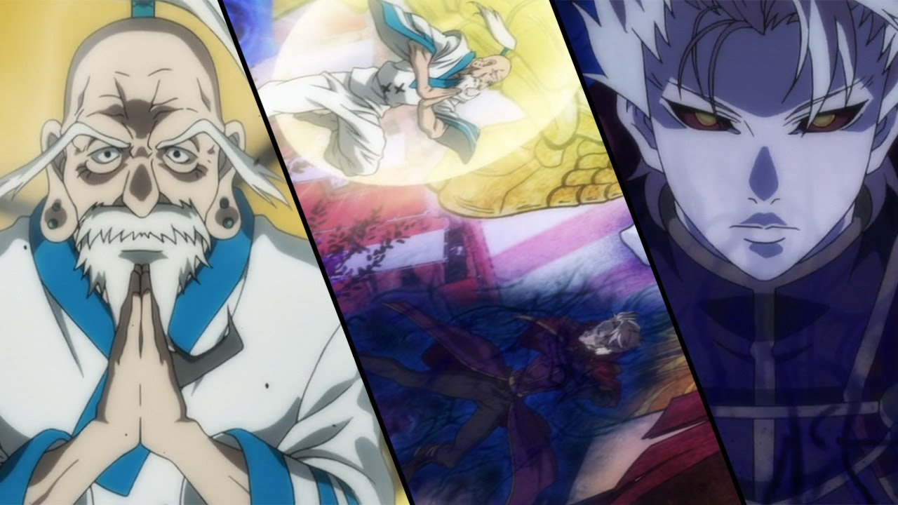 Hunter x Hunter: The Last Mission Movie 2 Anime Review 劇場版 ...