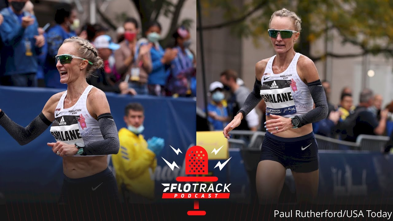 Download Shalane Flanagan Runs 2:40 In Boston The Day After Posting A 2:46 In Chicago