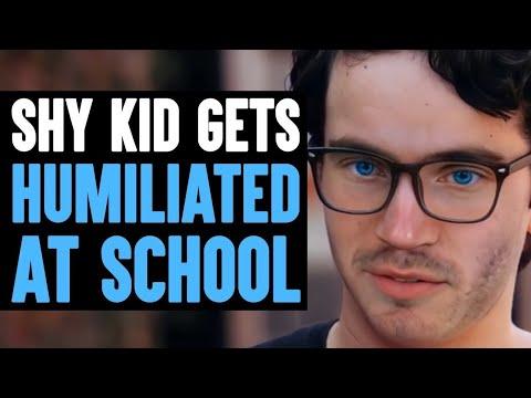 Shy Kid Gets Humiliated At School Ft. PewDiePie | Jacksepticeye