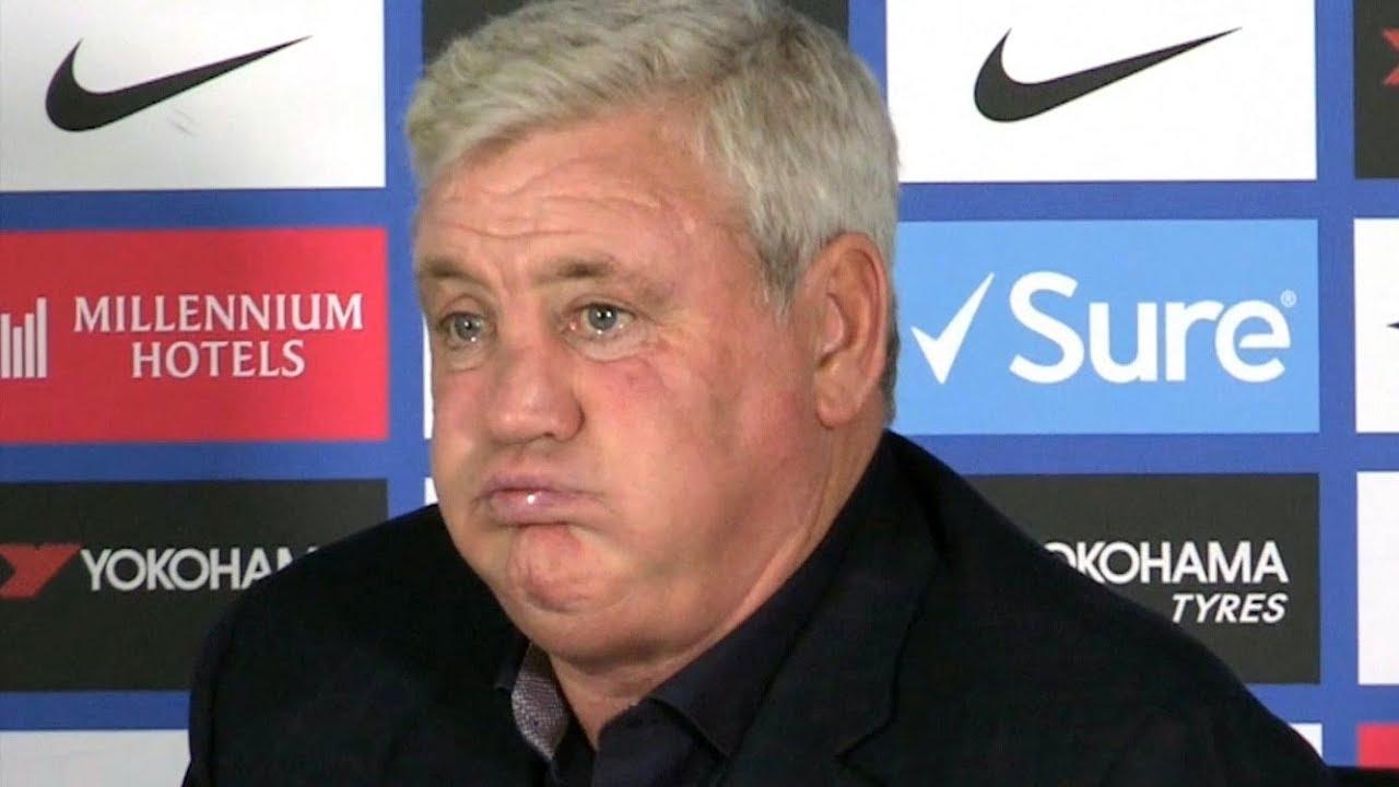 Download Chelsea 1-0 Newcastle - Steve Bruce Full Post Match Press Conference - Premier League