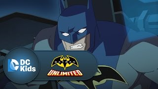 Two If By Sea   Batman Unlimited   DC Kids