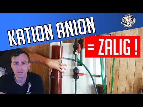 Kation-Anion Wisselaar Voor Aquarium : Werking, Regenereren, ... | Aquarium Sunshine Valley