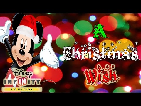 A Christmas Wish Disney Infinity 3.0 Toy Box #HolidayChallenge