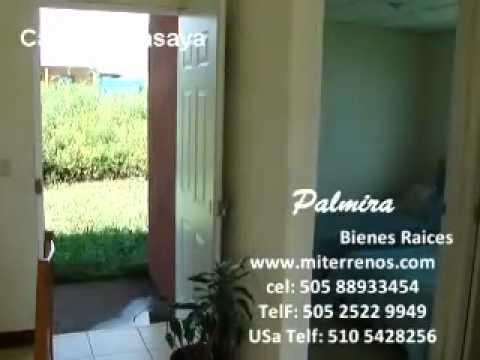 Venta de casa baratas masaya nicaragua youtube - Construccion de casas baratas ...