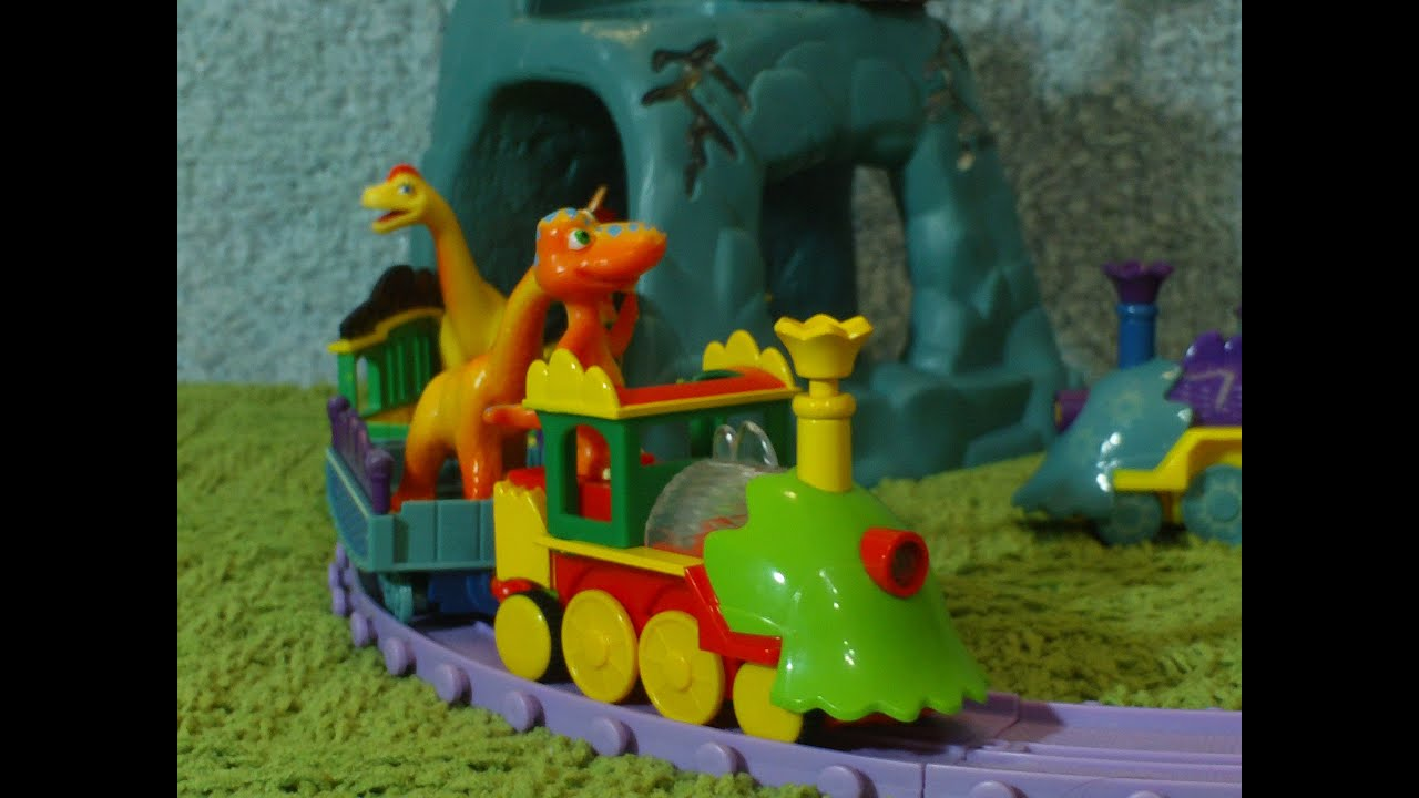 Trains For Children Videos - Dinosaur Train Toys Railway ...