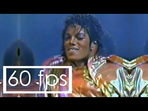 Michael Jackson | Working day and night, live in Toronto (1984)