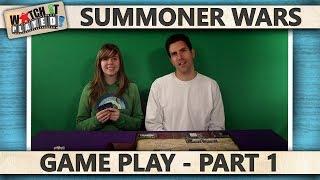 Summoner Wars - Game Play 1