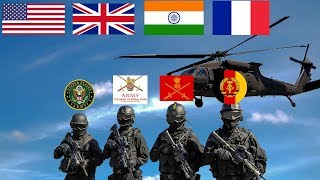 Top 10 Army In The World In 2019 | Top 10 Army In World | Most Powerful Army