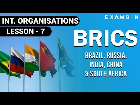 BRICS International Organization