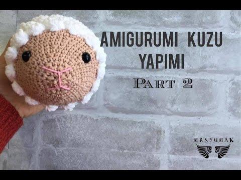 Amigurumi Örgü Koyun Oyuncak Yapımı - M-Visible.com | 360x480