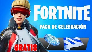 """VOICI THE NEW FREE SKIN OF PACK """"PLAYSTATION PLUS 6"""" on FORTNITE Battle Royale 😱"""