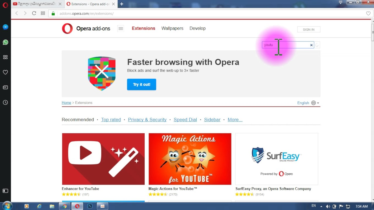 How to install youtube video downloader chrome extension in.
