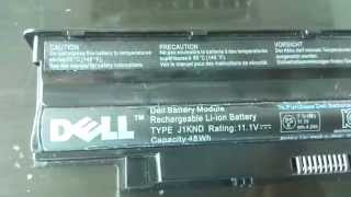 Laptop battery for DELL N4010 N5010