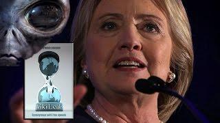 Wikileaks Revela E-mails de Hillary Clinton que Aseguran la Existencia de Extraterrestres