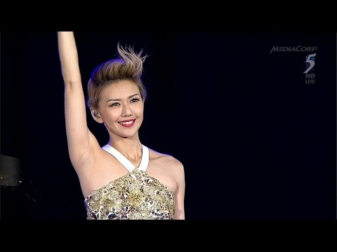 Stefanie Sun: We Will Get There; One United People in NDP2015