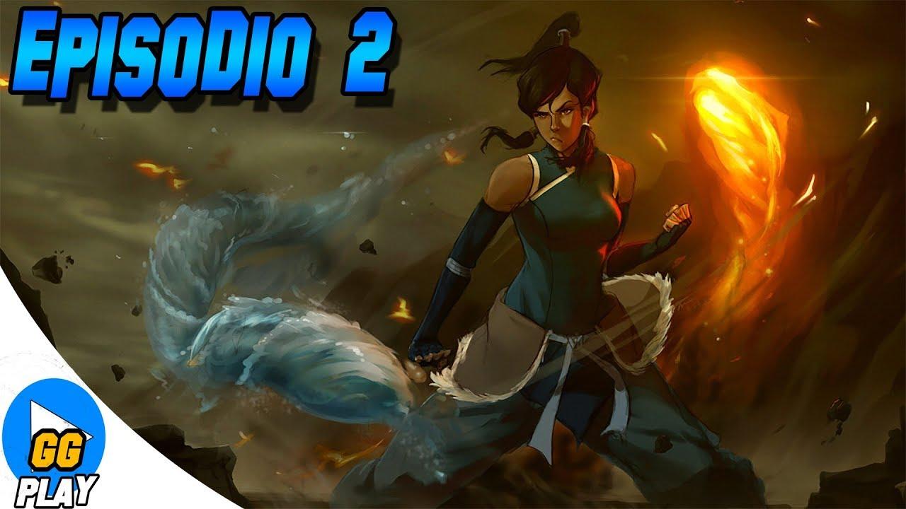 Avatar A Lenda De Korra Episodio 2 Completo Dublado Youtube