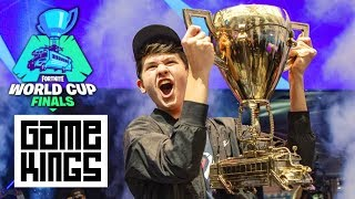 Fortnite World Cup: Millions in prize money with Bugha as winner