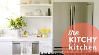 My New Kitchen Tour! // Living Deliciously