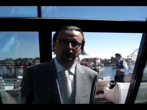Otwarcie Hiltona W Gdańsku - Filip Wójcikiewicz, Właściciel Hotelu