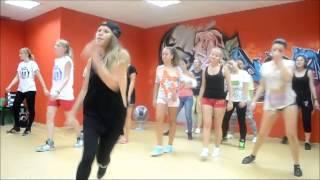 Открытые уроки 2013 (школа танцев YouDancer) Часть 2