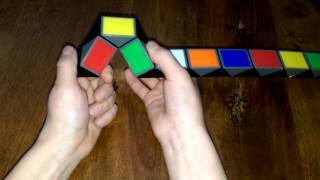 Rubiks Cube Twist Step by Step Solve Tutorials