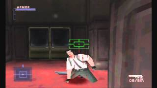 "Syphon Filter 2: (HD) Walkthrough Mission 11 ""Moscow, Russian Republic: Club 32!"""