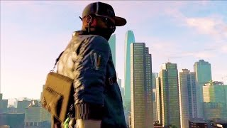 WATCH DOGS 2 Story Trailer (TGS 2016)