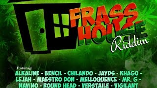Frass House Riddim/Version/Intrumental ■JJEvaFrass Production■