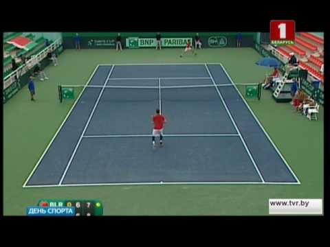 Егор Герасимов — победитель теннисного турнира в Бухаре