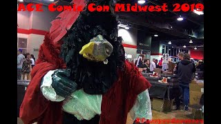 ACE Comic Con Midwest 2019 Cosplay by Fuzzy Red Camera