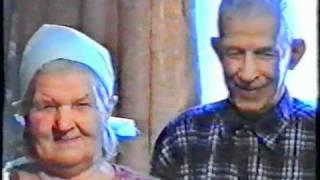 КЛИП на песню Саруханова Дорогие мои старики