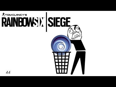 Kannste inne Tonne kloppen. | Rainbow Six:Siege | Deutsch/German