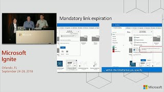 What's new in external sharing and collaboration with OneDrive and SharePoint? - BRK3100