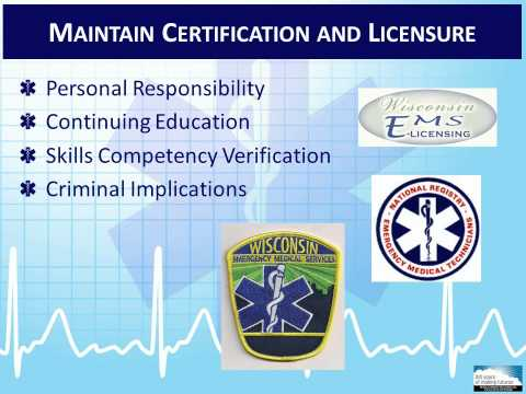 EMT 1-1:  Introduction to Emergency Care