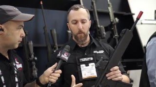 SHOT Show 2016 - Sig Sauer Supressors and Optics