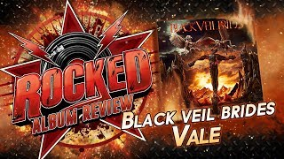 Black Veil Brides – Vale | Album Review | Rocked